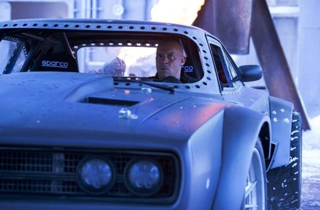 'Fast & Furious 8' cong khai hau truong tai nan sieu xe hinh anh 5