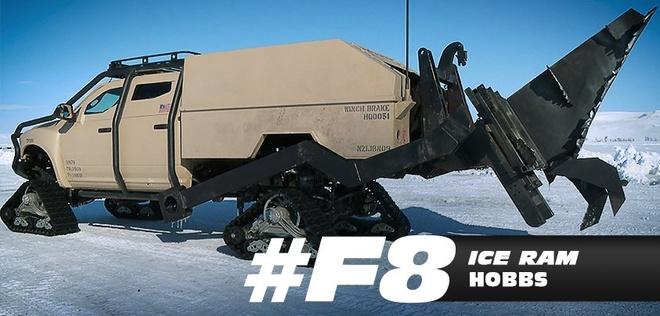 'Fast & Furious 8' cong khai hau truong tai nan sieu xe hinh anh 9