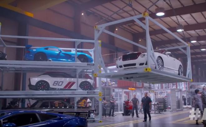 'Fast & Furious 8' va dan sieu xe dat gia nhat hanh tinh hinh anh 2