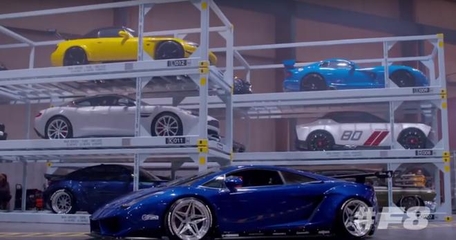 'Fast & Furious 8' va dan sieu xe dat gia nhat hanh tinh hinh anh 4