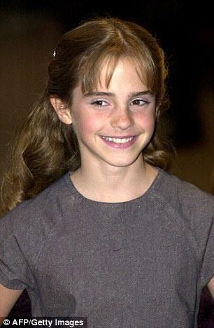 Michael Jackson tung muon cuoi Emma Watson khi co 11 tuoi hinh anh 2