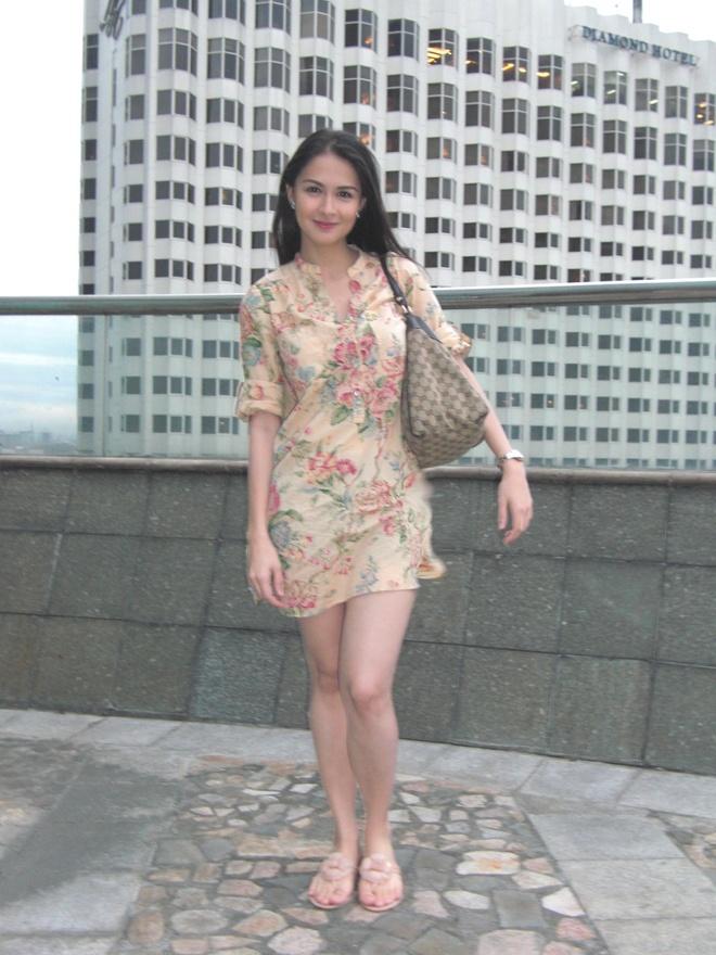 Thoi trang cua my nhan duoc 2 Tong thong Philippines yeu men hinh anh 8