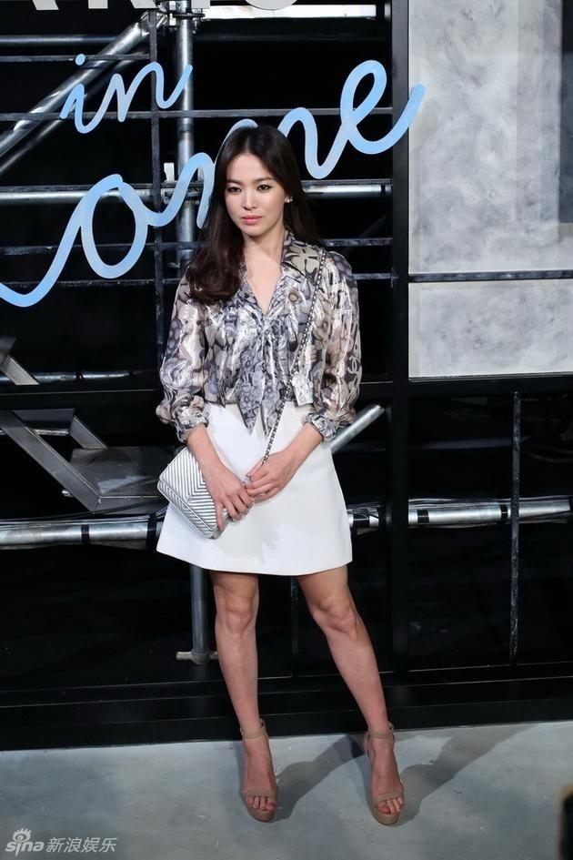 Song Hye Kyo gia di vi chon sai vay hinh anh 7