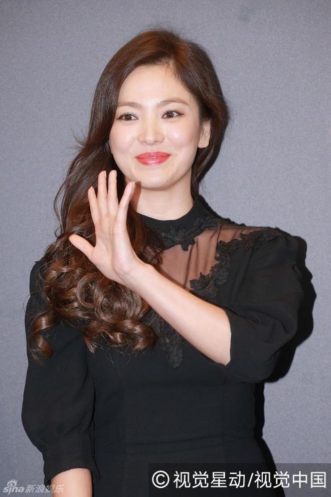 Song Hye Kyo gia di vi chon sai vay hinh anh 4