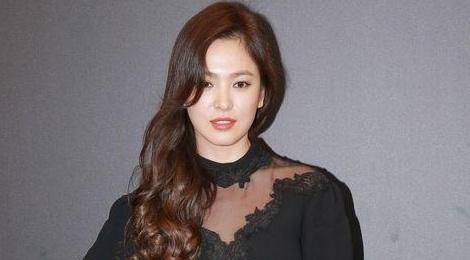 Song Hye Kyo gia di vi chon sai vay hinh anh
