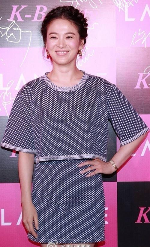 Song Hye Kyo gia di vi chon sai vay hinh anh 6