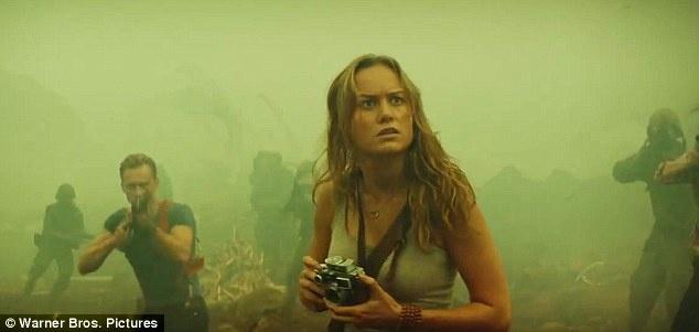 Nui non hung vi Viet Nam trong trailer 'Kong: Skull Island' hinh anh 2