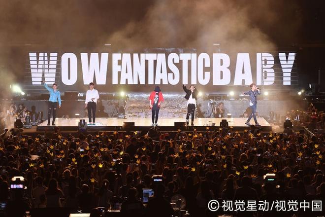 Sao Hong Kong cung cuong voi live show cua Big Bang hinh anh 4