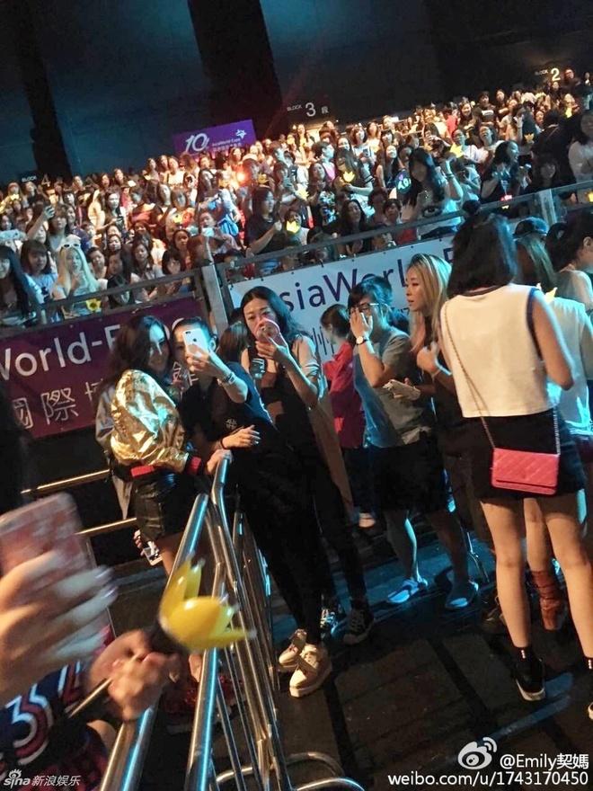 Sao Hong Kong cung cuong voi live show cua Big Bang hinh anh 7