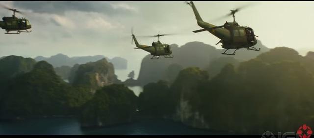 Nui non hung vi Viet Nam trong trailer 'Kong: Skull Island' hinh anh 1