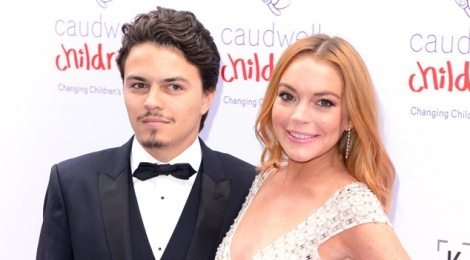 Lindsay Lohan bi ban trai trieu phu phan boi va doa giet hinh anh