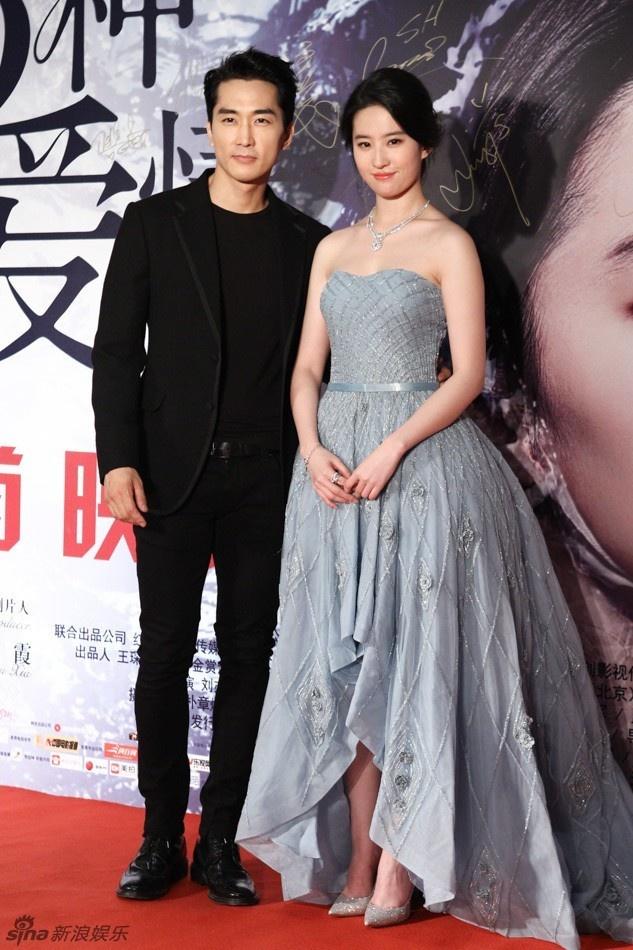 Song Seung Hun: 'Toi tuyet doi khong chia tay Luu Diec Phi' hinh anh 1