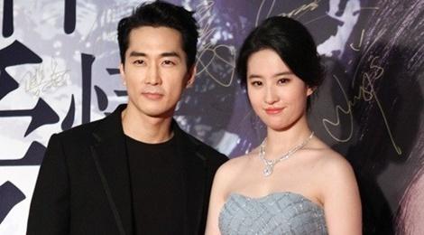 Song Seung Hun: 'Toi tuyet doi khong chia tay Luu Diec Phi' hinh anh