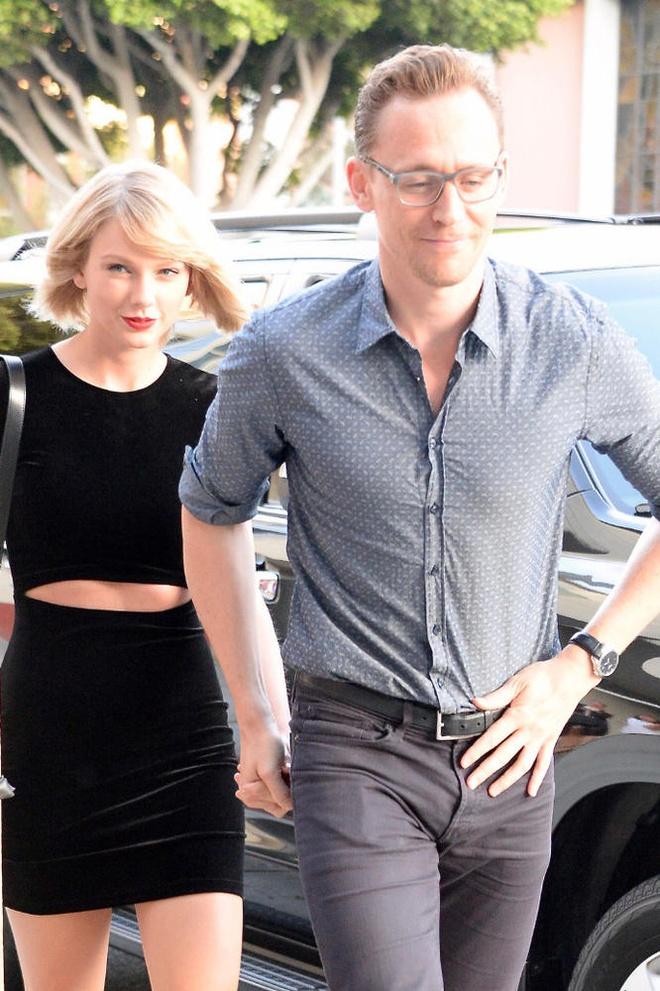 'Loki' va Taylor Swift tay trong tay sau nghi van ran nut hinh anh 5