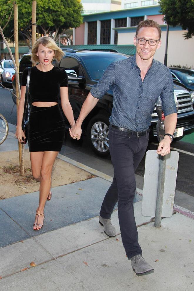 'Loki' va Taylor Swift tay trong tay sau nghi van ran nut hinh anh 6