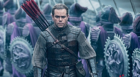Matt Damon la sieu anh hung trong bom tan lich su Trung Quoc hinh anh