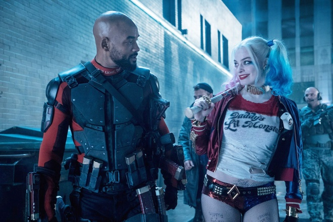Fan DC noi gian truoc nhung loi chi trich 'Suicide Squad' hinh anh 3