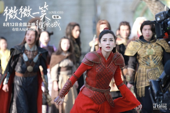 Angelababy dep trong phim moi anh 5