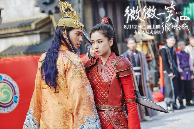 Angelababy dep trong phim moi anh 6