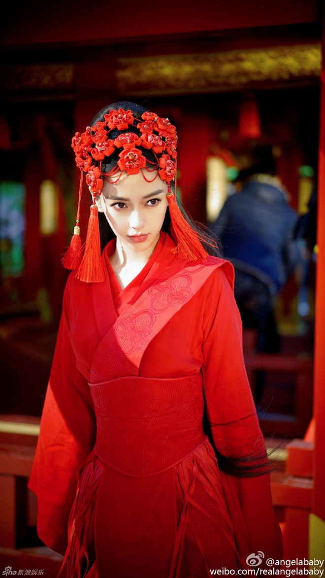 Angelababy dep trong phim moi anh 1