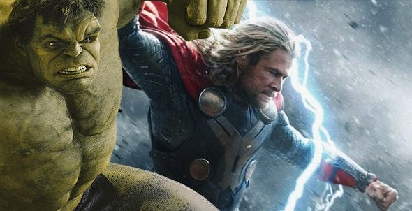 Nguoi khong lo xanh xuat hien kho hieu trong 'Thor 3' hinh anh