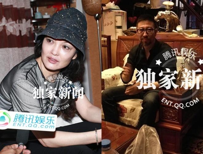 Ong lon phim Kim Dung bi vo to nhieu lan mang bo ve nha hinh anh 2