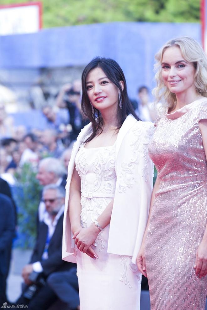 Trieu Vy khong nghi Lam Tam Nhu cuoi Hoac Kien Hoa hinh anh 4