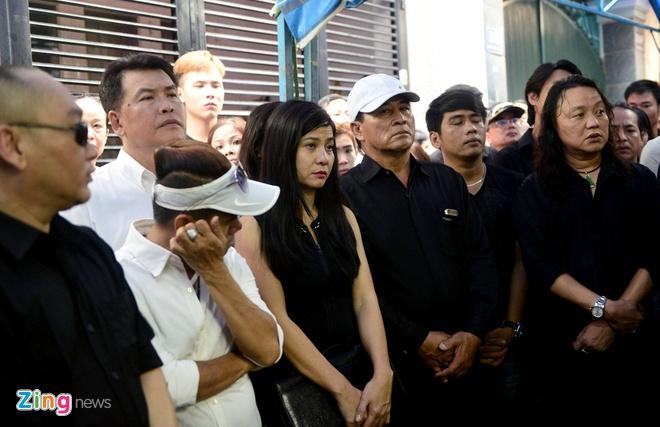 Sao Viet dua tien Minh Thuan lan cuoi hinh anh 5