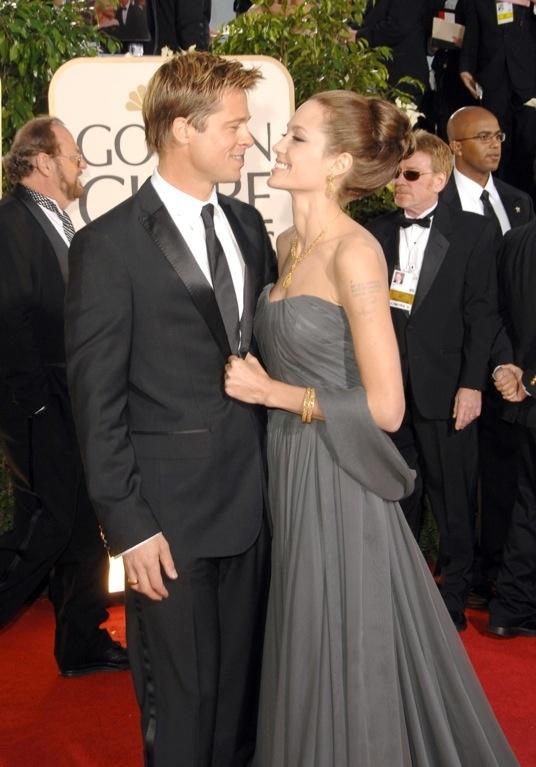 Angelina Jolie - Brad Pitt: 12 nam thien tinh su Hollywood hinh anh 10