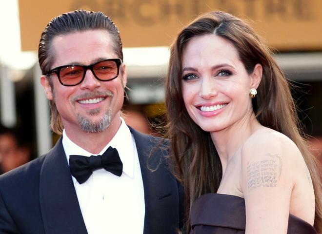 Angelina Jolie - Brad Pitt: 12 nam thien tinh su Hollywood hinh anh 1