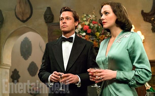 Phim cua Brad Pitt va 'tinh moi' giong Mr. & Mrs. Smith hinh anh 1