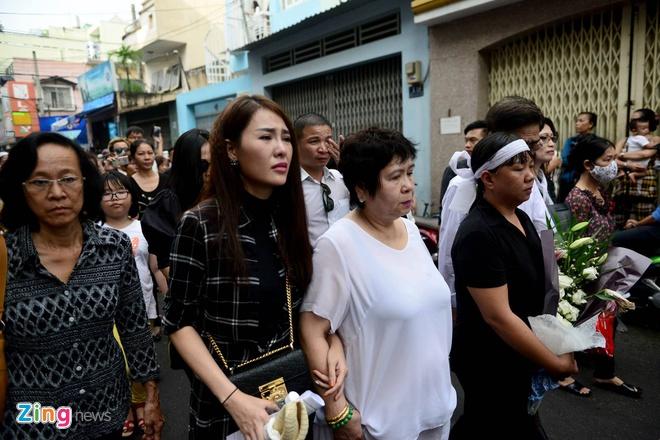 Sao Viet dua tien Minh Thuan lan cuoi hinh anh 11