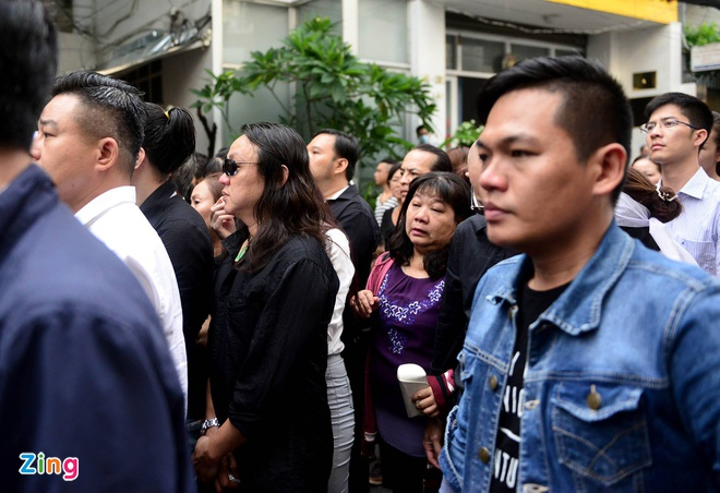 Sao Viet dua tien Minh Thuan lan cuoi hinh anh 12