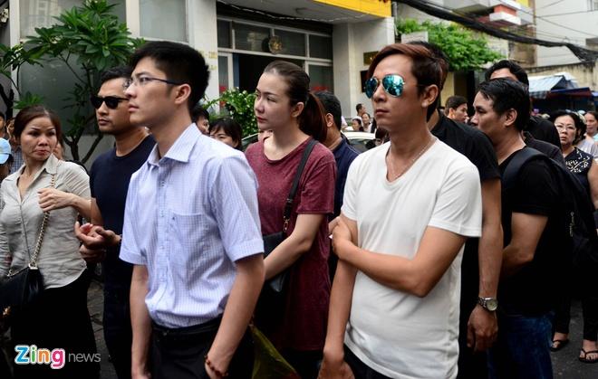 Sao Viet dua tien Minh Thuan lan cuoi hinh anh 10
