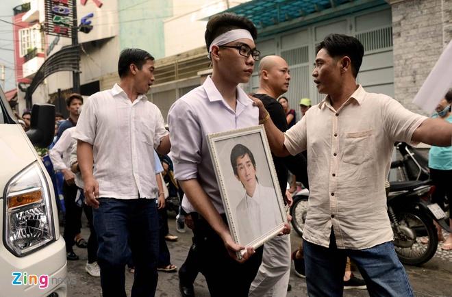 Sao Viet dua tien Minh Thuan lan cuoi hinh anh 8