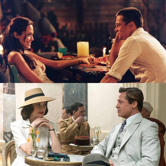 Phim cua Brad Pitt va 'tinh moi' giong Mr. & Mrs. Smith hinh anh 3