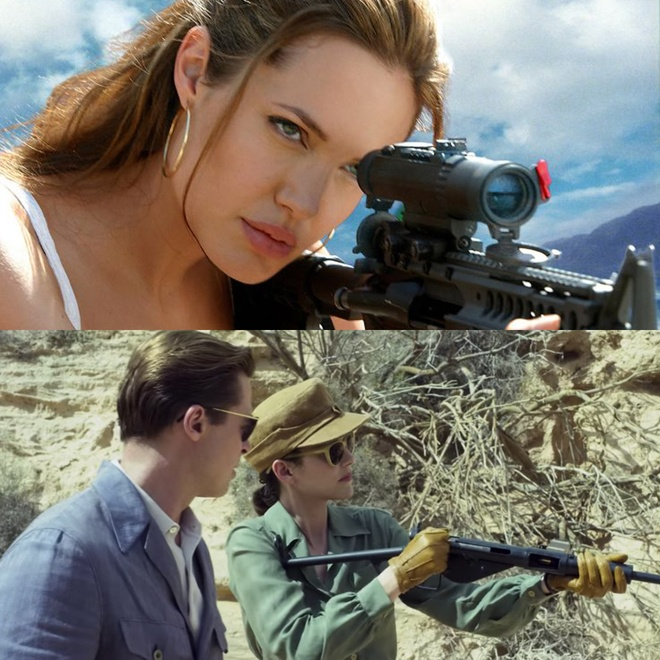 Phim cua Brad Pitt va 'tinh moi' giong Mr. & Mrs. Smith hinh anh 5