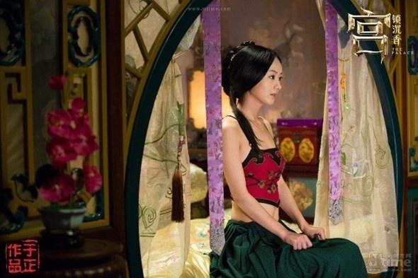 Trang phuc phim co trang Trung Quoc ngay cang ho, xuyen tac hinh anh 7