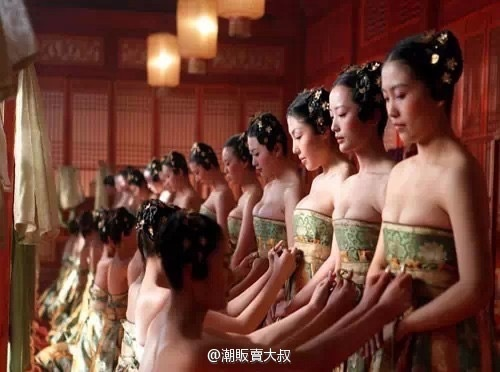 Trang phuc phim co trang Trung Quoc ngay cang ho, xuyen tac hinh anh 9