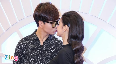 Tim hon Truong Quynh Anh truoc ong kinh hinh anh