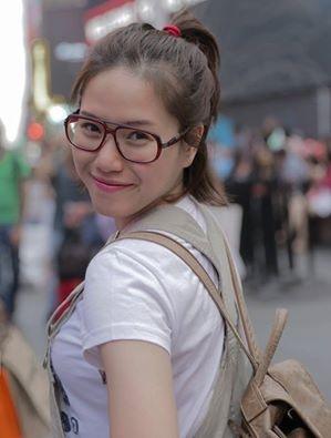 Ca si Thuy Chi gay bat ngo vi ngay cang xinh hinh anh 7