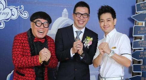 Lam Chi Dinh tre trung khi chup anh cung ban hoc cap 3 hinh anh