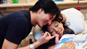 Vo Vuong Luc Hoanh da sinh con gai thu 2 hinh anh 1