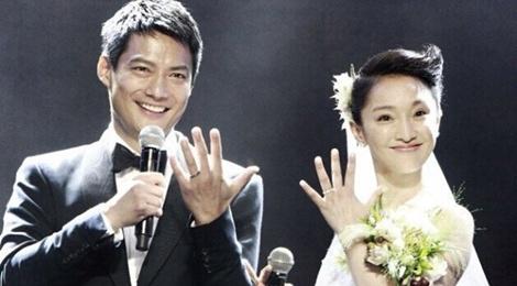 Bao chi dua tin vo chong Chau Tan do vo vi khong co con hinh anh