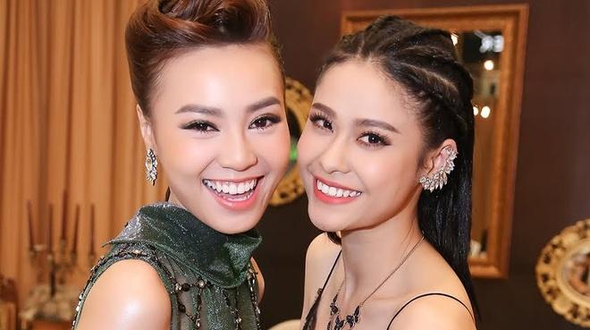 Ninh Duong Lan Ngoc do sac voi Truong Quynh Anh hinh anh