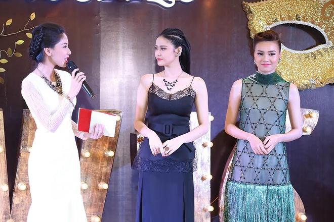 Ninh Duong Lan Ngoc va Truong Quynh Anh o su kien anh 6