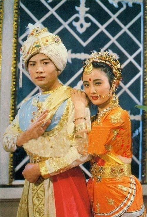 Ly Linh Ngoc trong Tay du ky 1986 anh 5