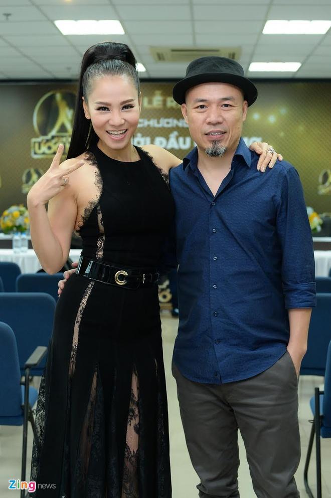 Thu Minh,  Huy Tuan show moi anh 2