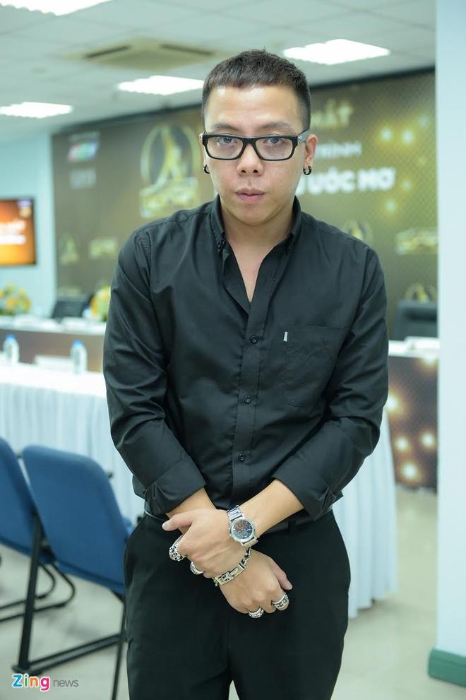 Thu Minh,  Huy Tuan show moi anh 3