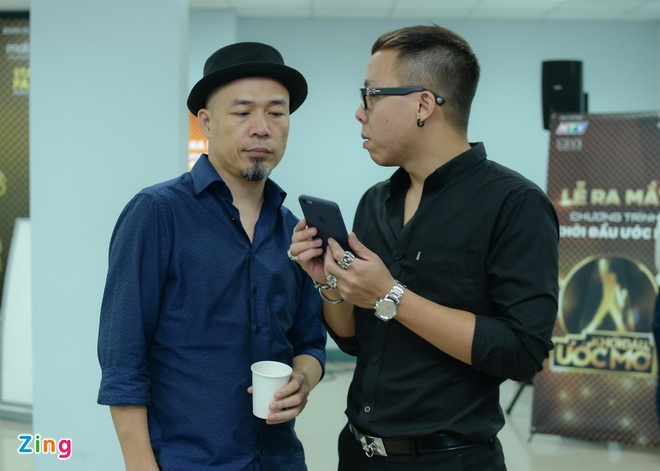 Thu Minh,  Huy Tuan show moi anh 6